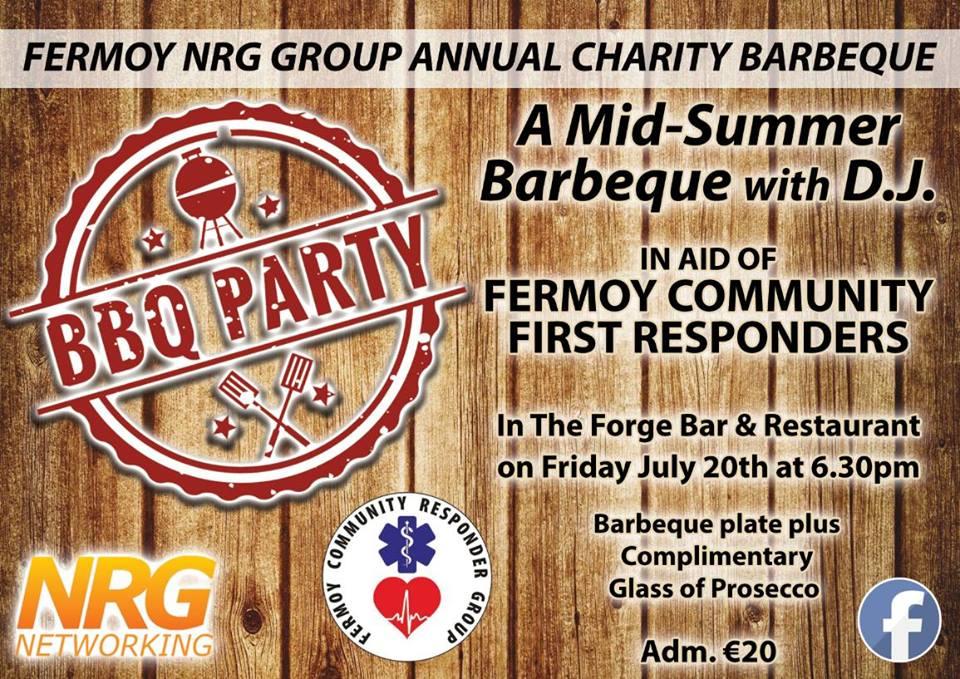 NRG Group Mid-Summer BBQ Fundraiser